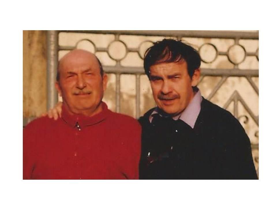 Henri WOZNIAK aux côtés du secrétaire Dominique KRAJEWSKI