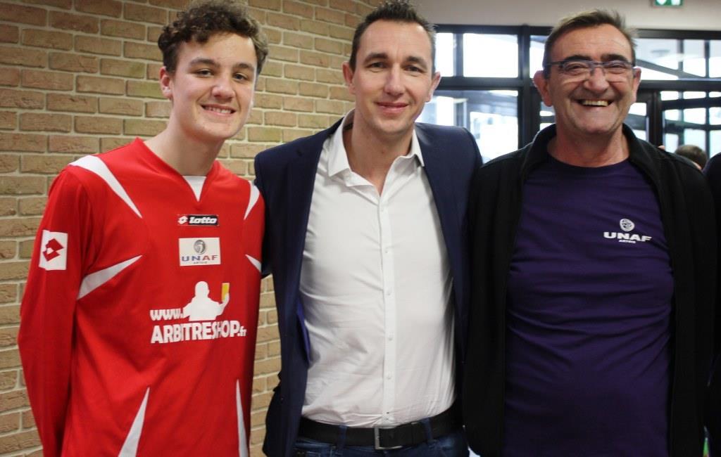 Avec la présence de Ludovic Zmyslony