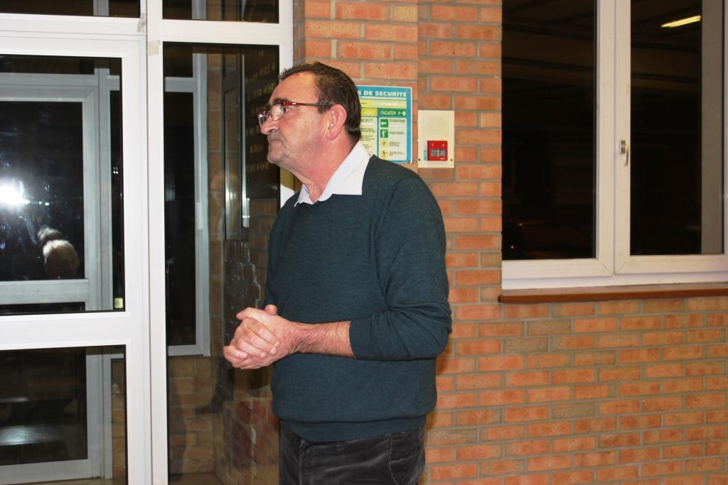 Jean Marc MANIEZ  Président de la SD UNAF Artois